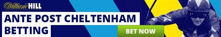 William Hill Cheltenham Betting