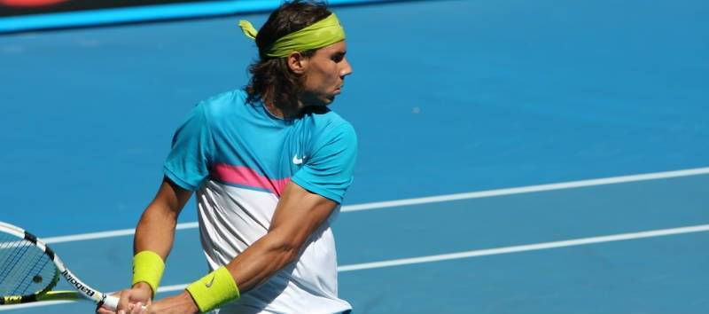 Back Nadal 5/1 with Betvictor