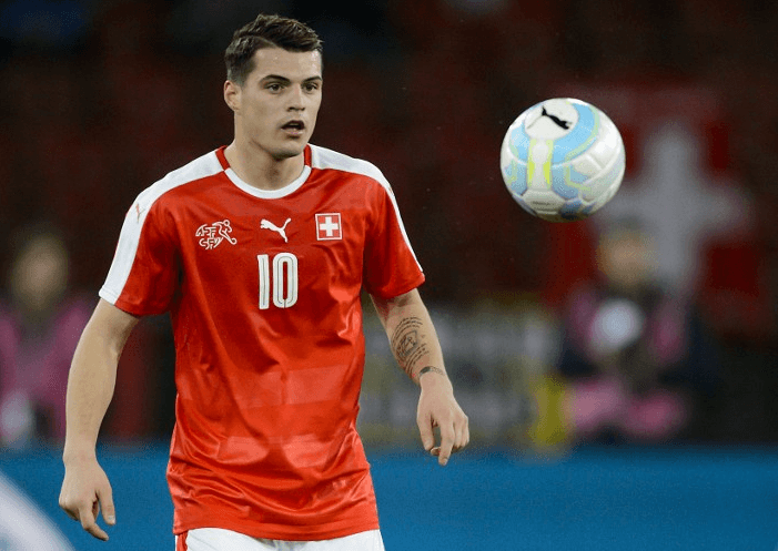 Xhaka Article