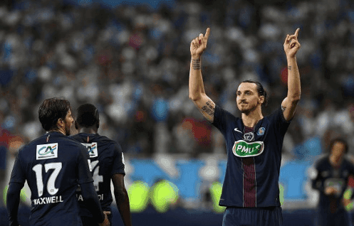 Zlatan Ibrahimovic PSG Article