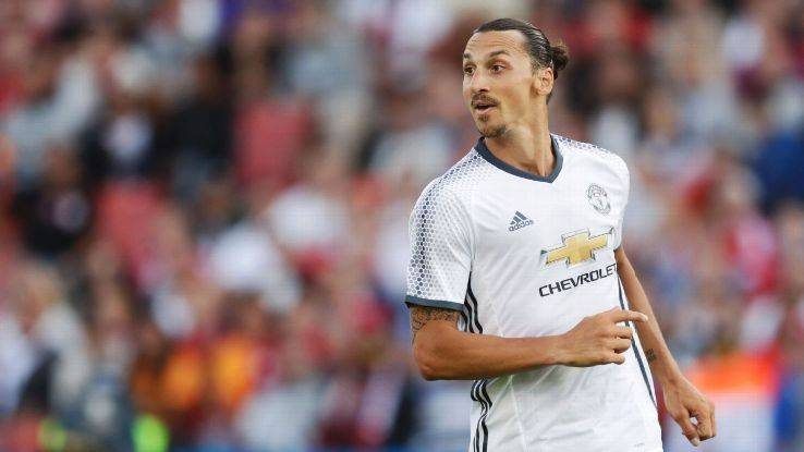 Zlatan Man United