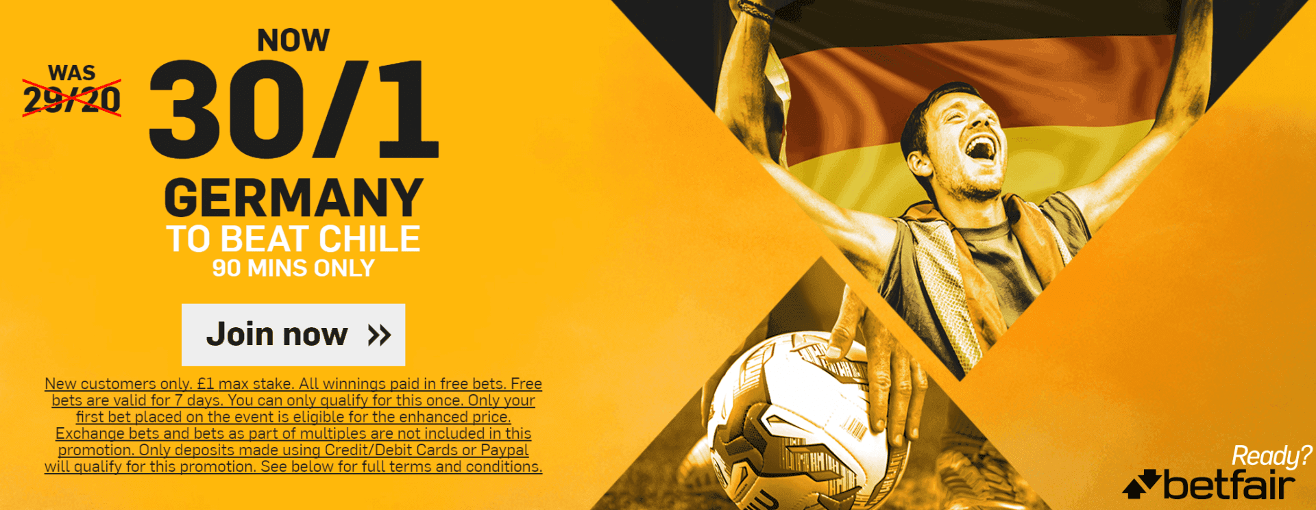 betfair Germany