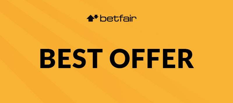 Betfair Sports Betting Offer