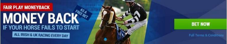 bet on Horse Racing with Boylesports Free Bet