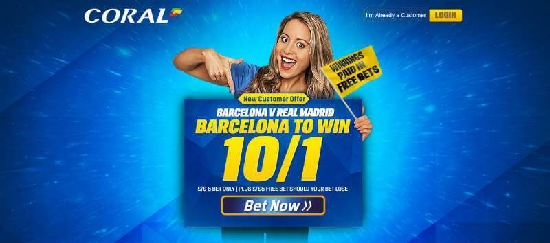 El Classico Enhanced Offer with Coral