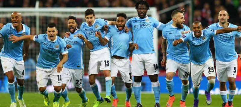 Man City to Win Champions League