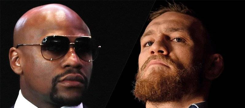 Bet on mayweather mcgregor
