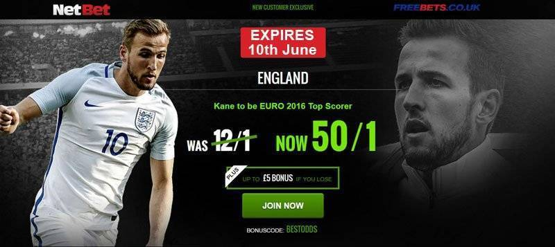 netbet-harry-kane-offer