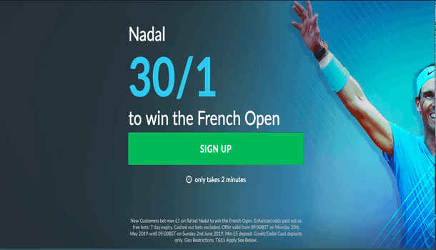 Roland Garros 2019 - betting tips and prediction