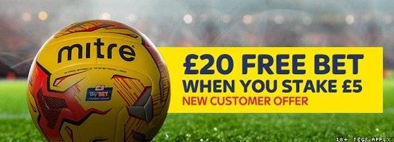 skybet free bet offer